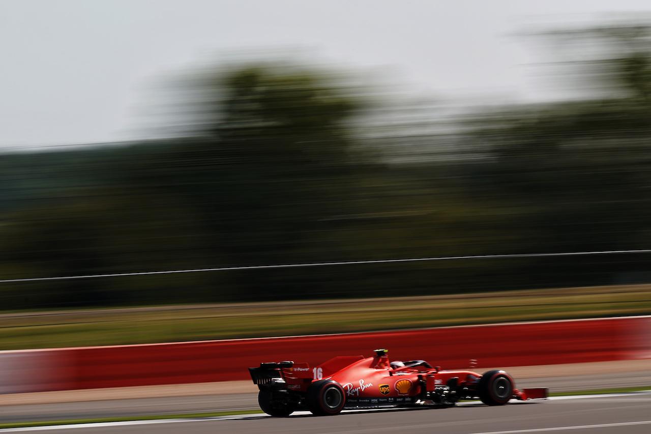 GP GRAN BRETAGNA, Charles Leclerc (MON) Ferrari SF1000.                                31.07.2020. Formula 1 World Championship, Rd 4, British Grand Prix, Silverstone, England, Practice Day. - www.xpbimages.com, EMail: requests@xpbimages.com © Copyright: Dungan / XPB Images