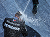 GP RUSSIA, Gara winner Valtteri Bottas (FIN) Mercedes AMG F1 celebrates on the podium. 27.09.2020. Formula 1 World Championship, Rd 10, Russian Grand Prix, Sochi Autodrom, Sochi, Russia, Gara Day. - www.xpbimages.com, EMail: requests@xpbimages.com © Copyright: Moy / XPB Images
