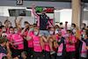 GP SAKHIR, Gara winner Sergio Perez (MEX) Racing Point F1 Team celebrates with the team. 06.12.2020. Formula 1 World Championship, Rd 16, Sakhir Grand Prix, Sakhir, Bahrain, Gara Day. - www.xpbimages.com, EMail: requests@xpbimages.com © Copyright: Moy / XPB Images