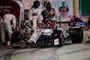 GP SAKHIR, Kimi Raikkonen (FIN) Alfa Romeo Racing C39 makes a pit stop. 06.12.2020. Formula 1 World Championship, Rd 16, Sakhir Grand Prix, Sakhir, Bahrain, Gara Day. - www.xpbimages.com, EMail: requests@xpbimages.com © Copyright: Bearne / XPB Images