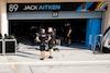 GP SAKHIR, Williams Racing pit garages - Jack Aitken (GBR) / (KOR) Williams Racing. 03.12.2020. Formula 1 World Championship, Rd 16, Sakhir Grand Prix, Sakhir, Bahrain, Preparation Day. - www.xpbimages.com, EMail: requests@xpbimages.com © Copyright: Bearne / XPB Images