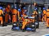 GP STIRIA, Lando Norris (GBR) McLaren MCL35 makes a pit stop. 12.07.2020. Formula 1 World Championship, Rd 2, Steiermark Grand Prix, Spielberg, Austria, Gara Day. - www.xpbimages.com, EMail: requests@xpbimages.com © Copyright: Moy / XPB Images