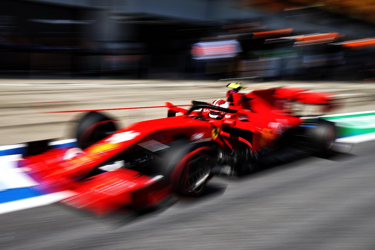 GP STIRIA, Charles Leclerc (MON) Ferrari SF1000. 10.07.2020. Formula 1 World Championship, Rd 2, Steiermark Grand Prix, Spielberg, Austria, Practice Day. - www.xpbimages.com, EMail: requests@xpbimages.com © Copyright: Moy / XPB Images