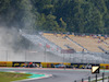 GP TOSCANA FERRARI 1000, Max Verstappen (NLD) Red Bull Racing RB16 crashed out of the race with Romain Grosjean (FRA) Haas F1 Team VF-20 e Pierre Gasly (FRA) AlphaTauri AT01. 13.09.2020. Formula 1 World Championship, Rd 9, Tuscan Grand Prix, Mugello, Italy, Gara Day. - www.xpbimages.com, EMail: requests@xpbimages.com © Copyright: FIA Pool Image for Editorial Use Only