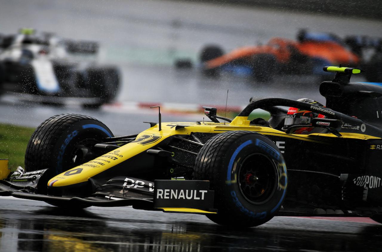 GP TURCHIA, Esteban Ocon (FRA) Renault F1 Team RS20. 14.11.2020. Formula 1 World Championship, Rd 14, Turkish Grand Prix, Istanbul, Turkey, Qualifiche Day. - www.xpbimages.com, EMail: requests@xpbimages.com © Copyright: Batchelor / XPB Images