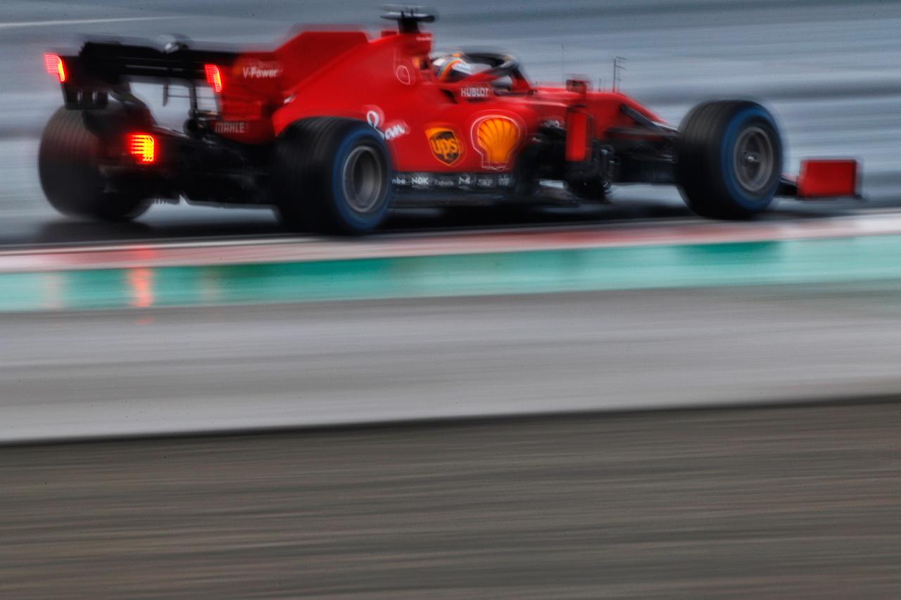 GP TURCHIA, Sebastian Vettel (GER) Ferrari SF1000. 14.11.2020. Formula 1 World Championship, Rd 14, Turkish Grand Prix, Istanbul, Turkey, Qualifiche Day. - www.xpbimages.com, EMail: requests@xpbimages.com © Copyright: Staley / XPB Images