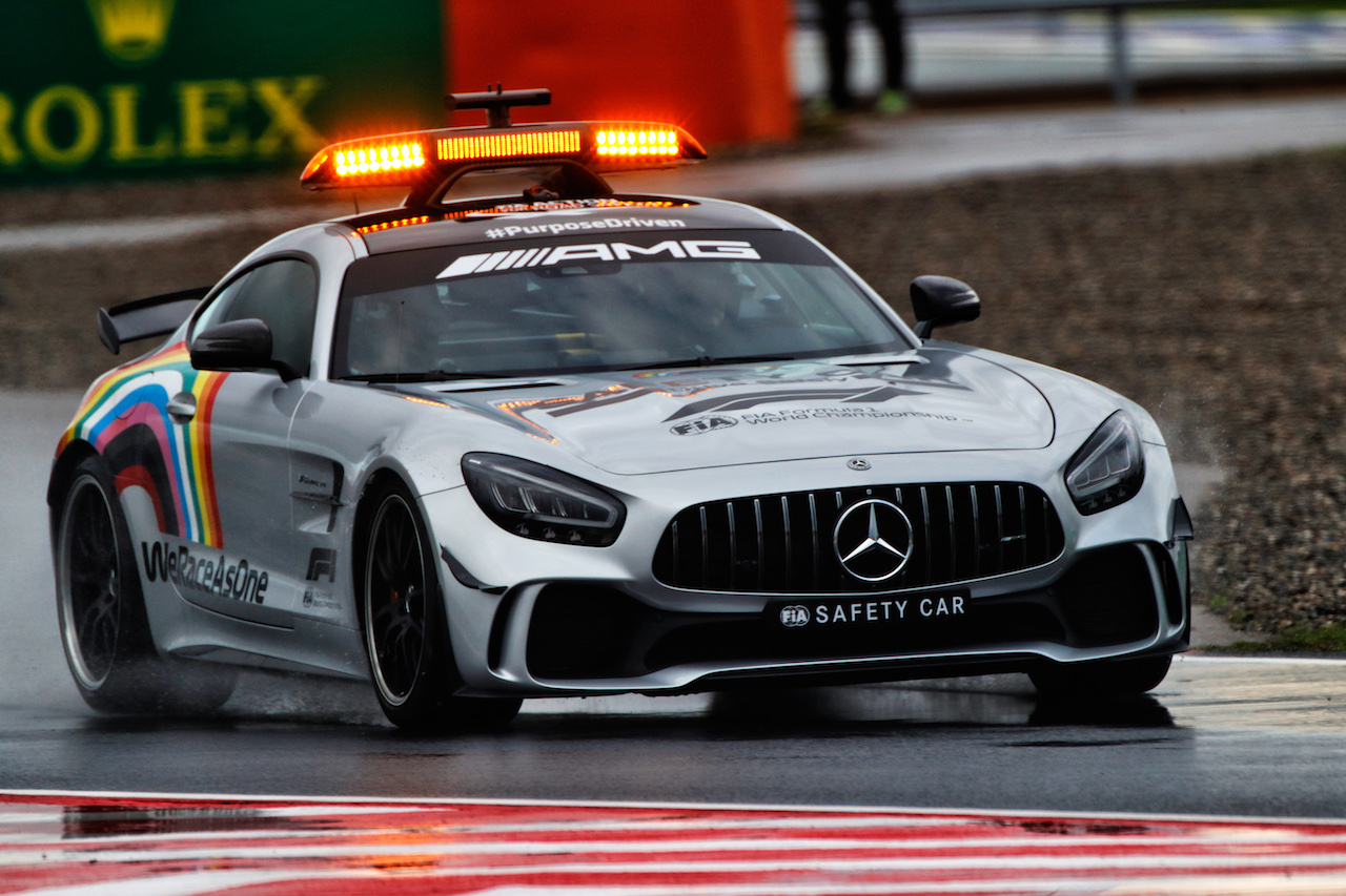 GP TURCHIA, The FIA Safety Car.