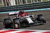YOUNG DRIVER TEST ABU DHABI, Robert Kubica (POL) Alfa Romeo Racing C39 Reserve Driver. 15.12.2020. Formula 1 Testing, Yas Marina Circuit, Abu Dhabi, Tuesday. - www.xpbimages.com, EMail: requests@xpbimages.com © Copyright: Batchelor / XPB Images