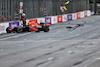 GP AZERBAIJAN, Max Verstappen (NLD) Red Bull Racing RB16B crashed out of the race. 06.06.2021. Formula 1 World Championship, Rd 6, Azerbaijan Grand Prix, Baku Street Circuit, Azerbaijan, Gara Day. - www.xpbimages.com, EMail: requests@xpbimages.com © Copyright: Charniaux / XPB Images