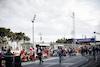 GP AZERBAIJAN, The pits as the race is stopped. 06.06.2021. Formula 1 World Championship, Rd 6, Azerbaijan Grand Prix, Baku Street Circuit, Azerbaijan, Gara Day. - www.xpbimages.com, EMail: requests@xpbimages.com © Copyright: Bearne / XPB Images
