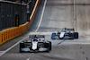 GP AZERBAIJAN, Nicholas Latifi (CDN) Williams Racing FW43B. 06.06.2021. Formula 1 World Championship, Rd 6, Azerbaijan Grand Prix, Baku Street Circuit, Azerbaijan, Gara Day. - www.xpbimages.com, EMail: requests@xpbimages.com © Copyright: Moy / XPB Images