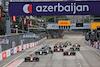 GP AZERBAIJAN, Max Verstappen (NLD) Red Bull Racing RB16B. 06.06.2021. Formula 1 World Championship, Rd 6, Azerbaijan Grand Prix, Baku Street Circuit, Azerbaijan, Gara Day. - www.xpbimages.com, EMail: requests@xpbimages.com © Copyright: Batchelor / XPB Images