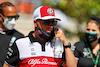 GP AZERBAIJAN, Kimi Raikkonen (FIN) Alfa Romeo Racing. 03.06.2021. Formula 1 World Championship, Rd 6, Azerbaijan Grand Prix, Baku Street Circuit, Azerbaijan, Preparation Day. - www.xpbimages.com, EMail: requests@xpbimages.com © Copyright: Moy / XPB Images