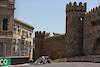 GP AZERBAIJAN, Yuki Tsunoda (JPN) AlphaTauri AT02. 04.06.2021. Formula 1 World Championship, Rd 6, Azerbaijan Grand Prix, Baku Street Circuit, Azerbaijan, Practice Day. - www.xpbimages.com, EMail: requests@xpbimages.com © Copyright: Batchelor / XPB Images