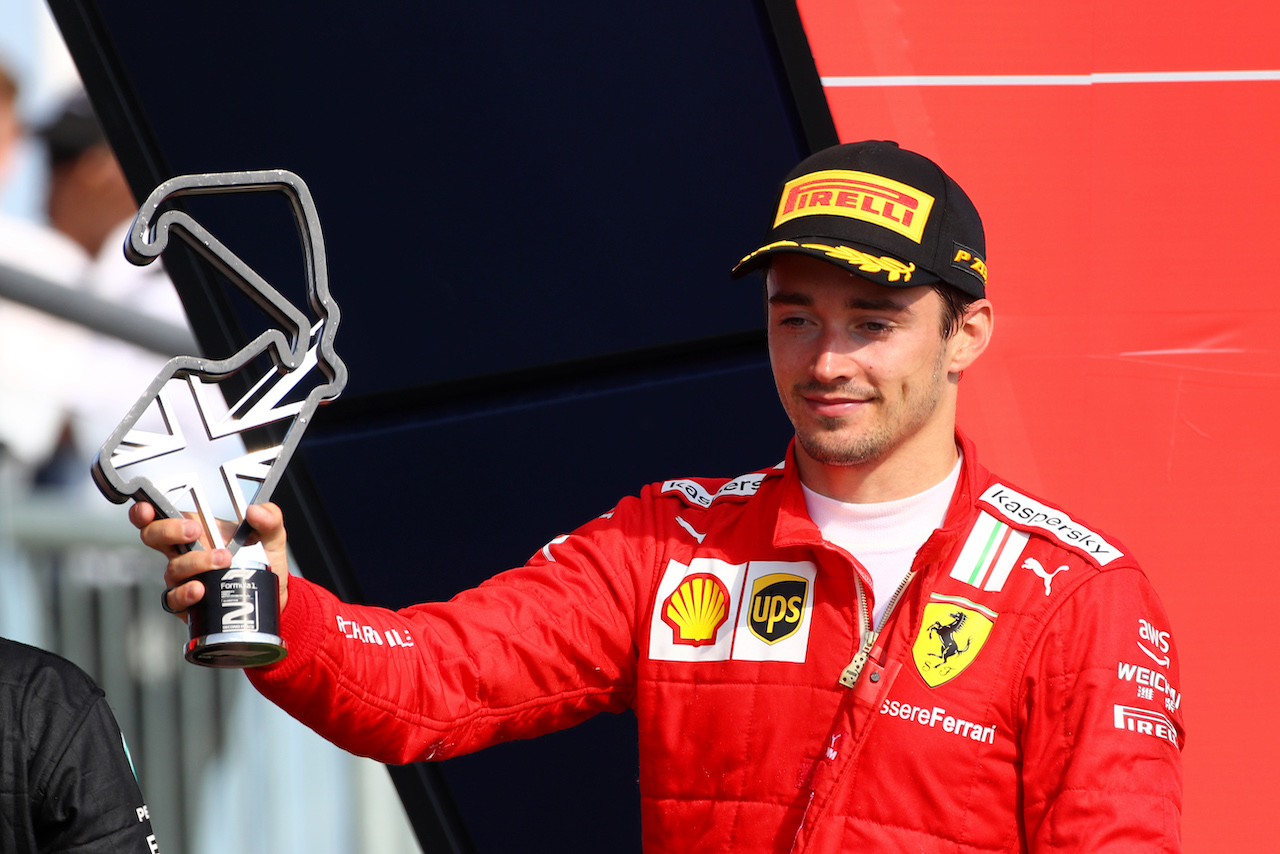 British GP performance reminded us how good Charles Leclerc is' - Ross Brawn