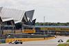 GP GRAN BRETAGNA, Nicholas Latifi (CDN) Williams Racing FW43B. 18.07.2021. Formula 1 World Championship, Rd 10, British Grand Prix, Silverstone, England, Gara Day. - www.xpbimages.com, EMail: requests@xpbimages.com © Copyright: Batchelor / XPB Images