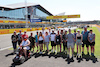 GP GRAN BRETAGNA, NHS e key workers on the grid.18.07.2021. Formula 1 World Championship, Rd 10, British Grand Prix, Silverstone, England, Gara Day.- www.xpbimages.com, EMail: requests@xpbimages.com © Copyright: Batchelor / XPB Images