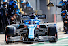 GP GRAN BRETAGNA, Fernando Alonso (ESP) Alpine F1 Team A521 makes a pit stop. 18.07.2021. Formula 1 World Championship, Rd 10, British Grand Prix, Silverstone, England, Gara Day. - www.xpbimages.com, EMail: requests@xpbimages.com © Copyright: Staley / XPB Images