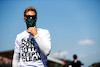 GP GRAN BRETAGNA, Sebastian Vettel (GER) Aston Martin F1 Team on the grid. 18.07.2021. Formula 1 World Championship, Rd 10, British Grand Prix, Silverstone, England, Gara Day. - www.xpbimages.com, EMail: requests@xpbimages.com © Copyright: FIA Pool Image for Editorial Use Only