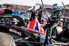 GP GRAN BRETAGNA, Valtteri Bottas (FIN) Mercedes AMG F1 W12 in parc ferme. 18.07.2021. Formula 1 World Championship, Rd 10, British Grand Prix, Silverstone, England, Gara Day. - www.xpbimages.com, EMail: requests@xpbimages.com © Copyright: Batchelor / XPB Images