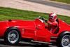 GP GRAN BRETAGNA, Charles Leclerc (MON) Ferrari laps in a vintage F1 Ferrari. 18.07.2021. Formula 1 World Championship, Rd 10, British Grand Prix, Silverstone, England, Gara Day.  - www.xpbimages.com, EMail: requests@xpbimages.com © Copyright: Davenport / XPB Images