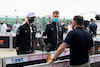 GP GRAN BRETAGNA, Esteban Ocon (FRA) Alpine F1 Team with the media. 15.07.2021. Formula 1 World Championship, Rd 10, British Grand Prix, Silverstone, England, Preparation Day. - www.xpbimages.com, EMail: requests@xpbimages.com © Copyright: Staley / XPB Images