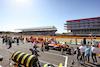 GP GRAN BRETAGNA, Lando Norris (GBR) McLaren MCL35M on the grid. 17.07.2021. Formula 1 World Championship, Rd 10, British Grand Prix, Silverstone, England, Qualifiche Day. - www.xpbimages.com, EMail: requests@xpbimages.com © Copyright: Bearne / XPB Images