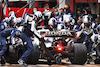 GP IMOLA, Yuki Tsunoda (JPN) AlphaTauri AT02 makes a pit stop. 18.04.2021. Formula 1 World Championship, Rd 2, Emilia Romagna Grand Prix, Imola, Italy, Gara Day. - www.xpbimages.com, EMail: requests@xpbimages.com © Copyright: Moy / XPB Images