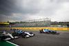 GP IMOLA, Esteban Ocon (FRA) Alpine F1 Team A521; Nicholas Latifi (CDN) Williams Racing FW43B e Kimi Raikkonen (FIN) Alfa Romeo Racing C41 at the partenza of the race. 18.04.2021. Formula 1 World Championship, Rd 2, Emilia Romagna Grand Prix, Imola, Italy, Gara Day. - www.xpbimages.com, EMail: requests@xpbimages.com © Copyright: Bearne / XPB Images
