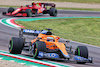 GP IMOLA, Daniel Ricciardo (AUS) McLaren MCL35M. 18.04.2021. Formula 1 World Championship, Rd 2, Emilia Romagna Grand Prix, Imola, Italy, Gara Day. - www.xpbimages.com, EMail: requests@xpbimages.com © Copyright: Charniaux / XPB Images