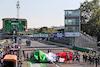 GP ITALIA, The podium (L to R): Lando Norris (GBR) McLaren, second; Daniel Ricciardo (AUS) McLaren, vincitore; Valtteri Bottas (FIN) Mercedes AMG F1, third. 12.09.2021. Formula 1 World Championship, Rd 14, Italian Grand Prix, Monza, Italy, Gara Day. - www.xpbimages.com, EMail: requests@xpbimages.com © Copyright: Moy / XPB Images