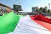 GP ITALIA, Zak Brown (USA), McLaren F1 Team Executive Director, Daniel Ricciardo (AUS), McLaren F1 Team, Lando Norris (GBR), McLaren F1 Team e Valtteri Bottas (FIN), Mercedes AMG F1 12.09.2021. Formula 1 World Championship, Rd 14, Italian Grand Prix, Monza, Italy, Gara Day.- www.xpbimages.com, EMail: requests@xpbimages.com © Copyright: Charniaux / XPB Images