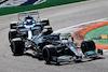 GP ITALIA, Valtteri Bottas (FIN) Mercedes AMG F1 W12. 12.09.2021. Formula 1 World Championship, Rd 14, Italian Grand Prix, Monza, Italy, Gara Day. - www.xpbimages.com, EMail: requests@xpbimages.com © Copyright: Batchelor / XPB Images