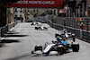 GP MONACO, Nicholas Latifi (CDN) Williams Racing FW43B. 23.05.2021. Formula 1 World Championship, Rd 5, Monaco Grand Prix, Monte Carlo, Monaco, Gara Day. - www.xpbimages.com, EMail: requests@xpbimages.com © Copyright: Batchelor / XPB Images