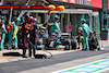 GP PORTOGALLO, Lewis Hamilton (GBR) Mercedes AMG F1 W12 makes a pit stop. 02.05.2021. Formula 1 World Championship, Rd 3, Portuguese Grand Prix, Portimao, Portugal, Gara Day. - www.xpbimages.com, EMail: requests@xpbimages.com © Copyright: Charniaux / XPB Images