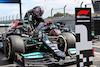 GP PORTOGALLO, Gara winner Lewis Hamilton (GBR) Mercedes AMG F1 W12 celebrates in parc ferme. 02.05.2021. Formula 1 World Championship, Rd 3, Portuguese Grand Prix, Portimao, Portugal, Gara Day. - www.xpbimages.com, EMail: requests@xpbimages.com © Copyright: Batchelor / XPB Images
