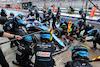 GP RUSSIA, Esteban Ocon (FRA) Alpine F1 Team A521 makes a pit stop. 26.09.2021. Formula 1 World Championship, Rd 15, Russian Grand Prix, Sochi Autodrom, Sochi, Russia, Gara Day. - www.xpbimages.com, EMail: requests@xpbimages.com © Copyright: Charniaux / XPB Images