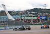 GP RUSSIA, Lance Stroll (CDN) Aston Martin F1 Team AMR21. 26.09.2021. Formula 1 World Championship, Rd 15, Russian Grand Prix, Sochi Autodrom, Sochi, Russia, Gara Day. - www.xpbimages.com, EMail: requests@xpbimages.com © Copyright: Moy / XPB Images