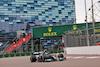 GP RUSSIA, Valtteri Bottas (FIN) Mercedes AMG F1 W12. 26.09.2021. Formula 1 World Championship, Rd 15, Russian Grand Prix, Sochi Autodrom, Sochi, Russia, Gara Day. - www.xpbimages.com, EMail: requests@xpbimages.com © Copyright: Batchelor / XPB Images