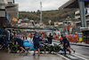 GP RUSSIA, Nicholas Latifi (CDN) Williams Racing FW43B. 25.09.2021. Formula 1 World Championship, Rd 15, Russian Grand Prix, Sochi Autodrom, Sochi, Russia, Qualifiche Day. - www.xpbimages.com, EMail: requests@xpbimages.com © Copyright: Bearne / XPB Images