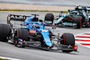 GP SPAGNA, Fernando Alonso (ESP) Alpine F1 Team A521. 09.05.2021. Formula 1 World Championship, Rd 4, Spanish Grand Prix, Barcelona, Spain, Gara Day. - www.xpbimages.com, EMail: requests@xpbimages.com © Copyright: Moy / XPB Images