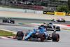 GP SPAGNA, Fernando Alonso (ESP) Alpine F1 Team A521. 09.05.2021. Formula 1 World Championship, Rd 4, Spanish Grand Prix, Barcelona, Spain, Gara Day. - www.xpbimages.com, EMail: requests@xpbimages.com © Copyright: Batchelor / XPB Images
