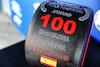 GP SPAGNA, Pirelli Pole Position Award for Lewis Hamilton (GBR) Mercedes AMG F1. 08.05.2021. Formula 1 World Championship, Rd 4, Spanish Grand Prix, Barcelona, Spain, Qualifiche Day. - www.xpbimages.com, EMail: requests@xpbimages.com © Copyright: Batchelor / XPB Images