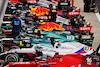 GP STIRIA, Cars in parc ferme. 27.06.2021. Formula 1 World Championship, Rd 8, Steiermark Grand Prix, Spielberg, Austria, Gara Day. - www.xpbimages.com, EMail: requests@xpbimages.com © Copyright: Moy / XPB Images