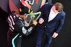 GP STIRIA, Lewis Hamilton (GBR) Mercedes AMG F1 celebrates his second position on the podium. 27.06.2021. Formula 1 World Championship, Rd 8, Steiermark Grand Prix, Spielberg, Austria, Gara Day. - www.xpbimages.com, EMail: requests@xpbimages.com © Copyright: Moy / XPB Images