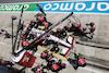 GP STIRIA, Antonio Giovinazzi (ITA) Alfa Romeo Racing C41 makes a pit stop. 27.06.2021. Formula 1 World Championship, Rd 8, Steiermark Grand Prix, Spielberg, Austria, Gara Day. - www.xpbimages.com, EMail: requests@xpbimages.com © Copyright: Bearne / XPB Images