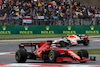 GP TURCHIA, Charles Leclerc (MON) Ferrari SF-21. 10.10.2021. Formula 1 World Championship, Rd 16, Turkish Grand Prix, Istanbul, Turkey, Gara Day. - www.xpbimages.com, EMail: requests@xpbimages.com © Copyright: Batchelor / XPB Images