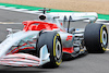 PRESENTAZIONE MONOPOSTO 2022, 2022 Car Launch - front wheel detail. 15.07.2021. Formula 1 World Championship, Rd 10, British Grand Prix, Silverstone, England, Preparation Day. - www.xpbimages.com, EMail: requests@xpbimages.com © Copyright: Batchelor / XPB Images