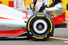 PRESENTAZIONE MONOPOSTO 2022, 2022 Car Launch - rear wheel detail. 15.07.2021. Formula 1 World Championship, Rd 10, British Grand Prix, Silverstone, England, Preparation Day. - www.xpbimages.com, EMail: requests@xpbimages.com © Copyright: Batchelor / XPB Images