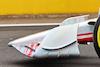 PRESENTAZIONE MONOPOSTO 2022, 2022 Car Launch - front wing detail detail. 15.07.2021. Formula 1 World Championship, Rd 10, British Grand Prix, Silverstone, England, Preparation Day. - www.xpbimages.com, EMail: requests@xpbimages.com © Copyright: Batchelor / XPB Images